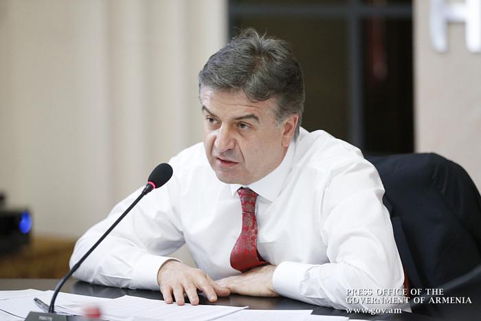 Премьер Армении: К приграничным общинам отношение будет особое