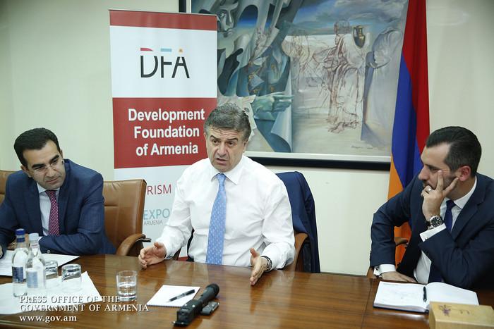 Армения расширяет экспорт в арабские страны