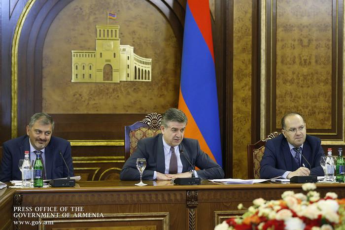 Премьер К.Карапетян: Посвященные 100-летию Республики Армения и героических майских сражений мероприятия должны пройти на высоком уровне