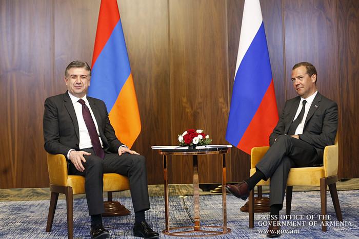 В. Сафарян: По итогам встреч премьера Армении Карена Карапетяна в Астане проблема признания водительских прав может быть решена