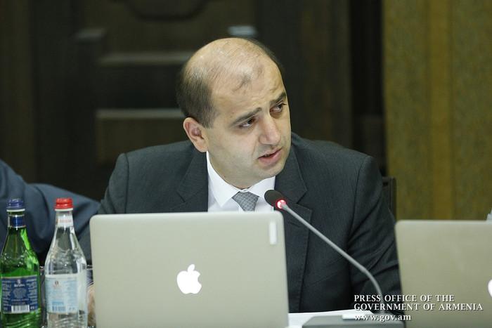 Замглавы МЧС Армении: Непрофессионально говорить, что, купив один самолет, мы снизим риски лесных пожаров