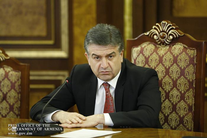 В Правительстве Армении обсудили ход реализации программы развития исторического центра «Кумайри» в Гюмри