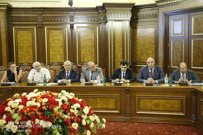 Премьер Армении проверил ход реализации программы развития исторического центра Гюмри – «Кумайри»