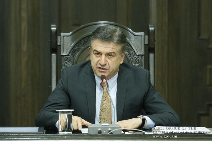 Премьер Армении: Необходимо сократить сроки возмещения НДС при экспорте в сфере виноделия