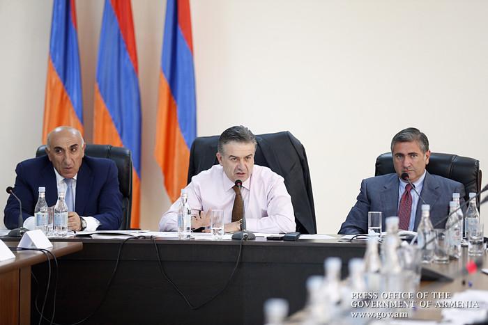 Карен Карапетян вплотную занялся развитием Ширакской области: губернатор перечислил реальные успехи