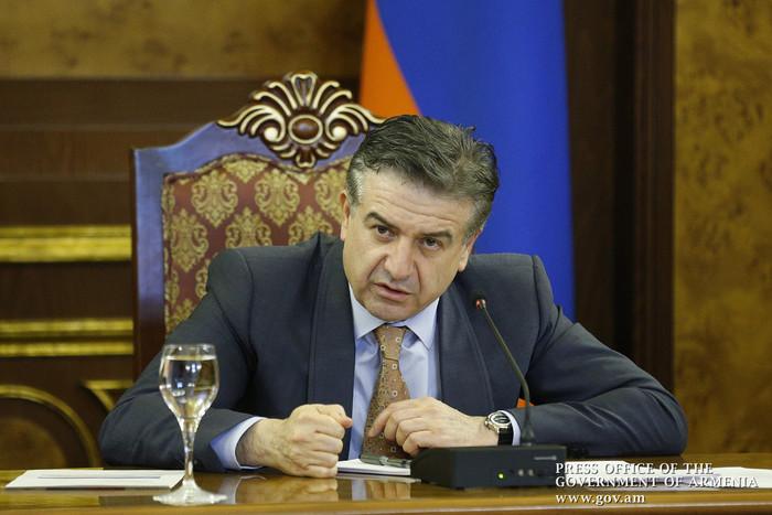 Премьер Армении: У нас существует стереотип, что зимой строительные работы проводить нельзя