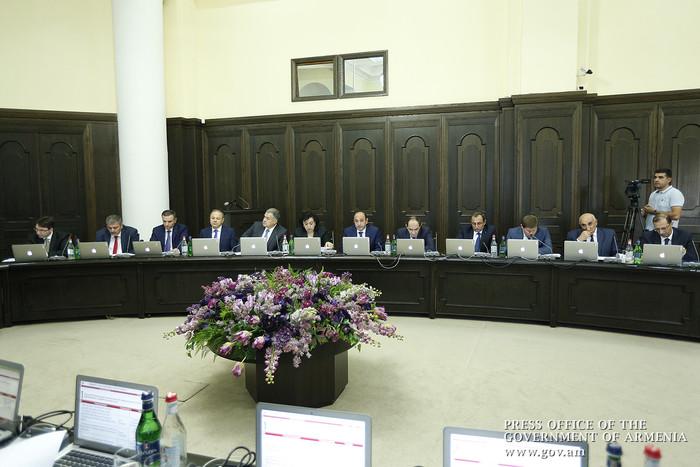 Правительство Армении объединяет ГНКО в структуре Минздрава для экономии 30 млн. драмов