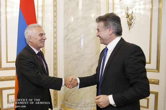 Посол Свитальский: Новое соглашение Армении и ЕС весьма многообещающее и охватит новые пункты