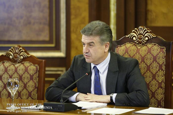 Премьер-министр Армении: Рост объема экспорта из РА в ЕС выше, чем в ЕАЭС