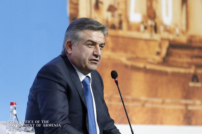 Карен Карапетян уверен в словах президента Армении Сержа Саргсяна о 4-хмиллионном населении к 2040 году