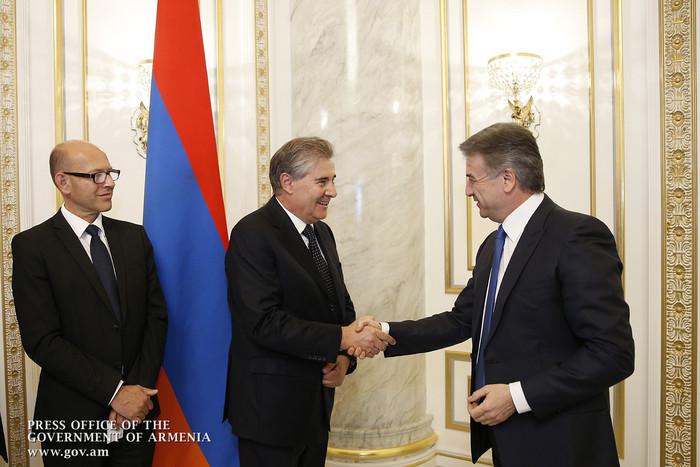 Премьер Армении подчеркнул важность программы по строительству новой теплоэлектростанции близ Ереванской ТЭЦ
