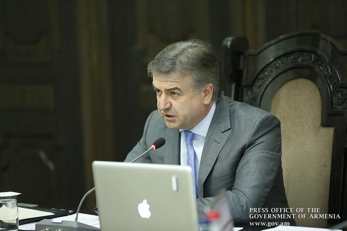 Премьер: Разработка цифровой повестки направлена на обеспечение в Армении благоприятной бизнес-среды