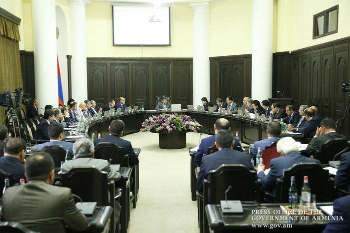 Премьер Карен Карапетян: Разработка Цифровой повестки Армении нацелена на обеспечение благоприятной бизнес-среды