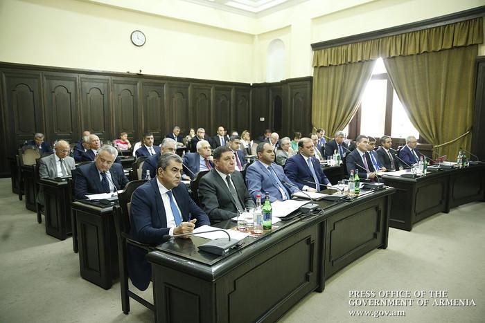 В Армении полномочие президента по причислению сведений к государственной тайне будет передано правительству и парламенту
