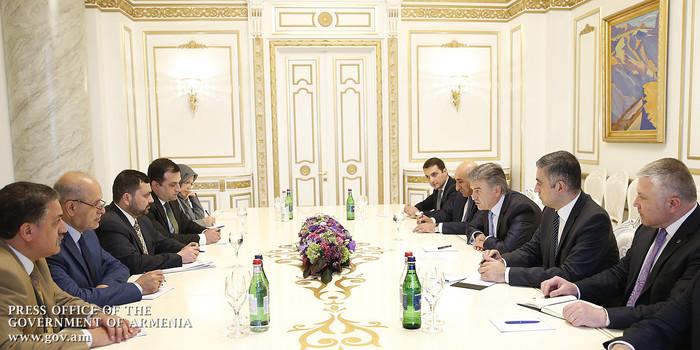 Глава Минсельхоза Ирака: Мы заинтересованы в импорте качественной армянской продукции