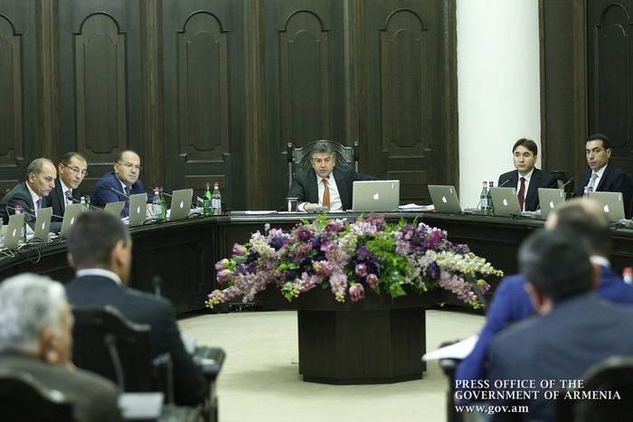 Премьер Армении: Мероприятия в сфере борьбы с коррупцией будут оценены рядом международных организаций