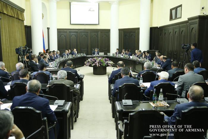 В укрупненных общинах Армении появятся многофункциональные центры обслуживания