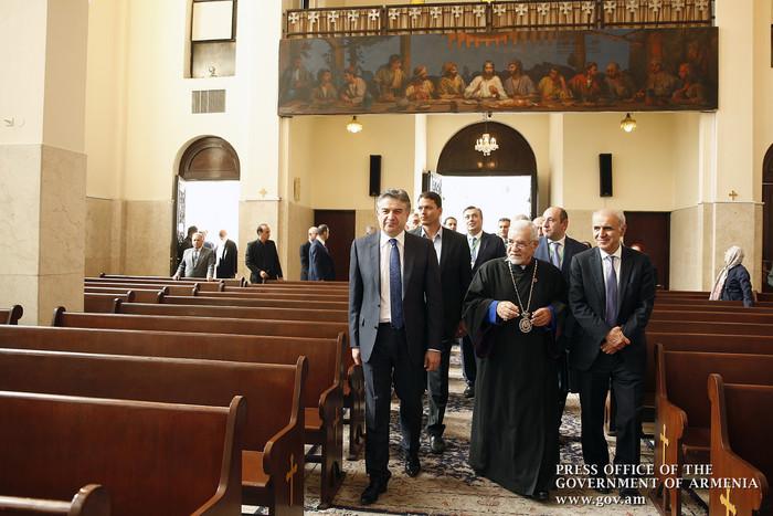 Карен Карапетян: С властями Ирана состоялись эффективные и конструктивные переговоры