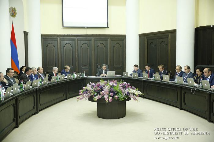 Правительство одобрило соглашение о предоставлении Россией Армении экспортного кредита в $100 млн.