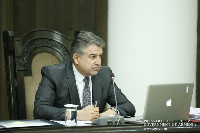 Карен Карапетян: Нужно продолжать программу «Чистая Армения»
