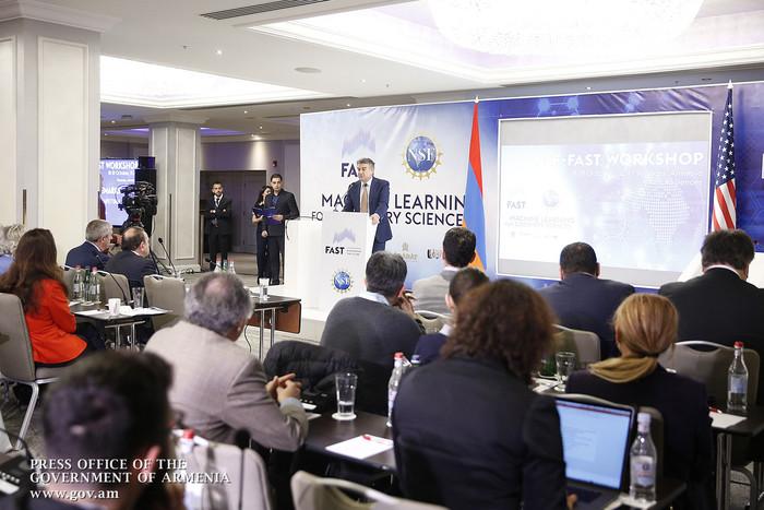 Премьер Армении: Мы хотим иметь конкурентоспособную, передовую нацию