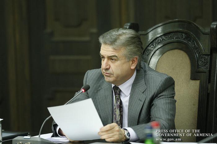 Премьер Армении призвал участвовать в работах по очистке территорий не только во время субботников