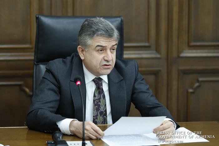 Карен Карапетян примет участие в заседании Совета глав правительств СНГ в Ташкенте