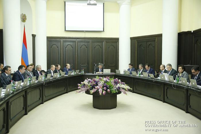 Карен Карапетян: Для привлечения иностранных инвестиций правительство Армении должно создать соответствующую среду