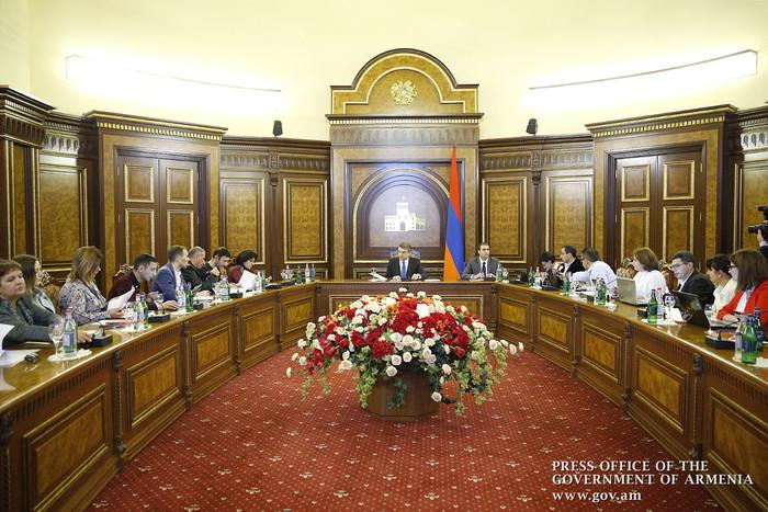 Правительство Армении инициирует проект по изменению Гражданского кодекса