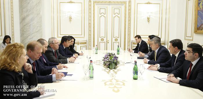 Карен Карапетян: Наши отношения с Советом Европы продолжат углубляться