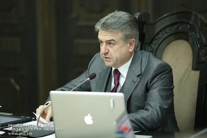 Карен Карапетян заявил о готовности Армении принять участие в спасательных работах после землетрясения в Иране