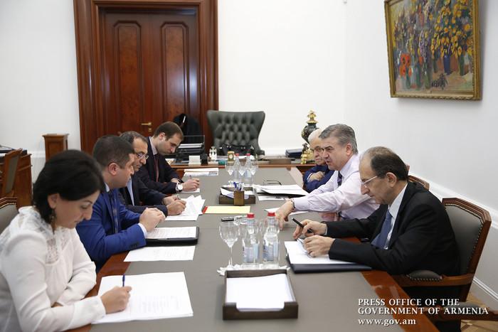 В правительстве Армении обсуждены вопросы, касающиеся работ в национальном парке «Севан»