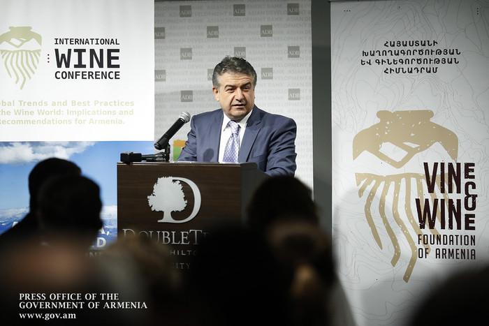 Карен Карапетян: Армения сегодня действительно переживает период возрождения вина