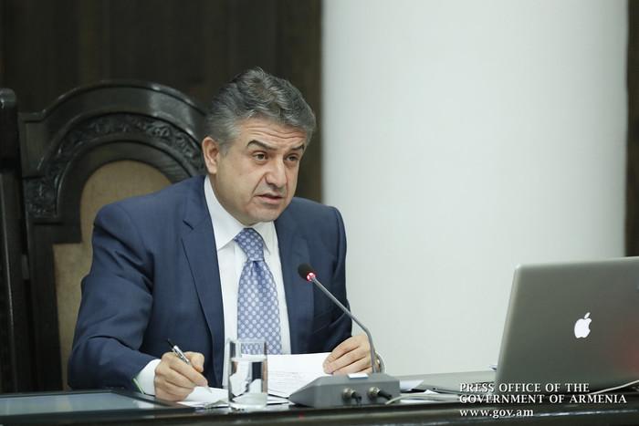 Карен Карапетян: Для законопослушного бизнеса не должно создаваться никаких препятствий