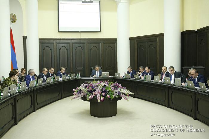 Премьер Армении «рассекретил» ожидания от возглавляемого Арманом Саакяном ведомства по управлению госимуществом