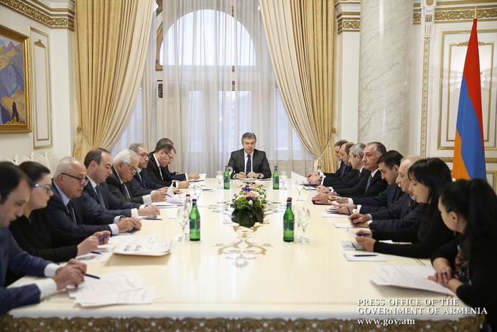 В Армении состоялось заседание Совета управления программами дорожного коридора «Север-Юг» и устойчивого городского развития