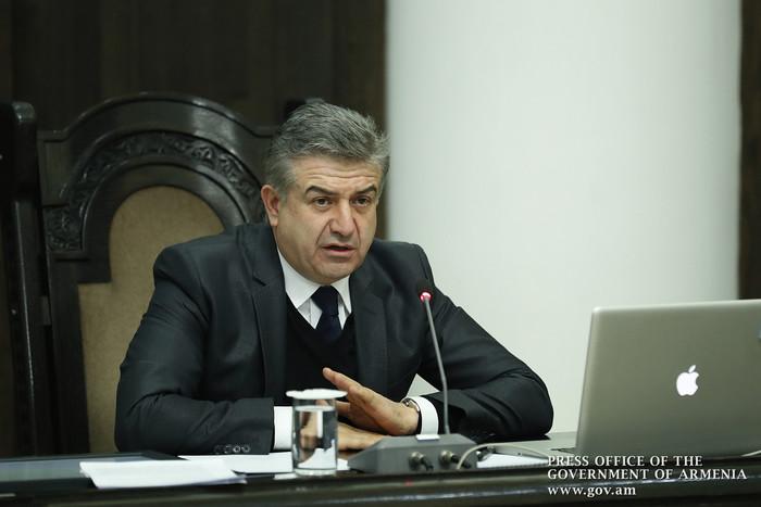 Карен Карапетян поручил разработать новую, амбициозную Антикоррупционную стратегию