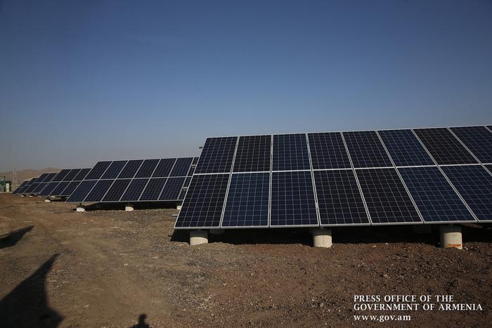 AFP: Армения хочет с помощью солнечной энергии уменьшить зависимость от России
