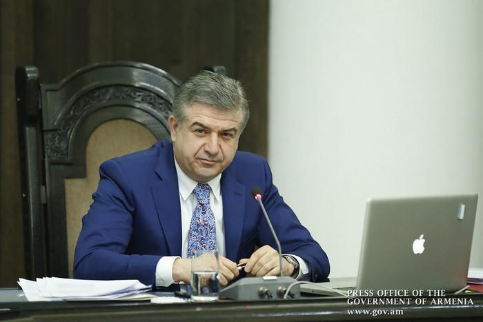 Премьер Армении поручил упростить процесс изменения целевого назначения земель