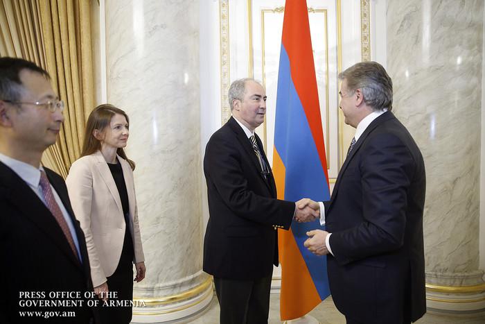 Глава миссии МВФ: Реформы правительства Армении в сфере налогового администрирования– серьезный успех