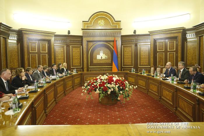 Карен Карапетян: Армения прокладывает путь на рынки ЕАЭС, Евросоюза, США и Ирана