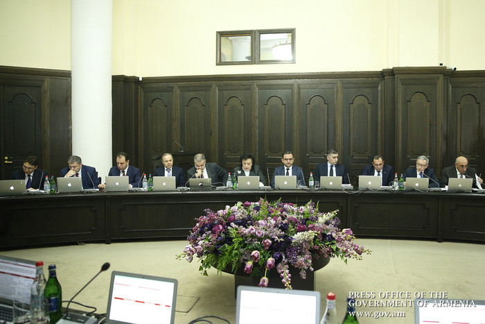 Правительство Армении утвердило порядок предоставления жилья беженцам