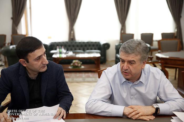 Карен Карапетян: Подход «Доживем до понедельника» влияет на экономику Армении
