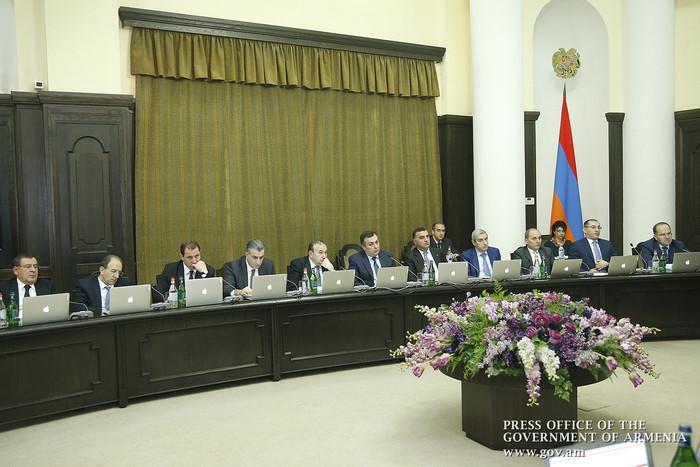 Правительство Армении одобрило концепцию реформ в сферах бухгалтерского учета и аудиторской деятельности