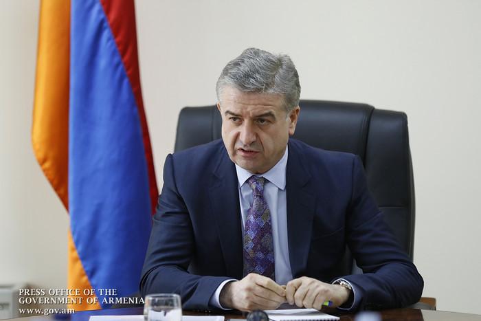 Премьер-министр: Товарооборот между Арменией и Ираном находится на неудовлетворительном уровне