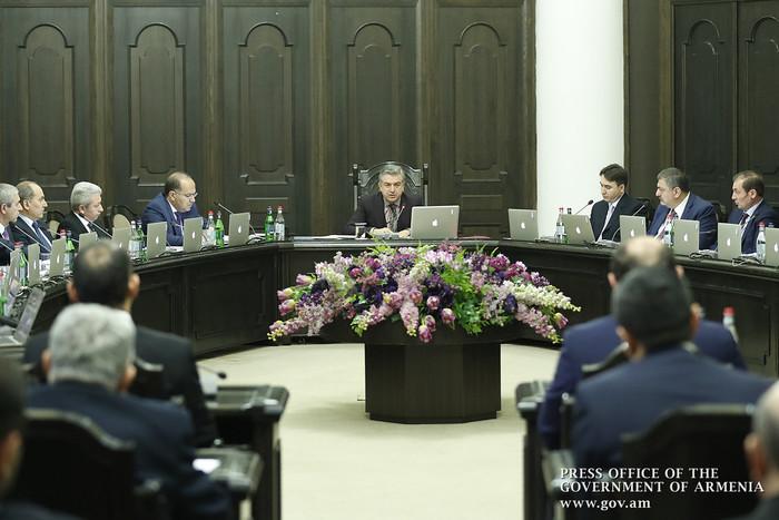Правительство Армении одобрило законопроект, закрепляющий новые функции Общественного совета