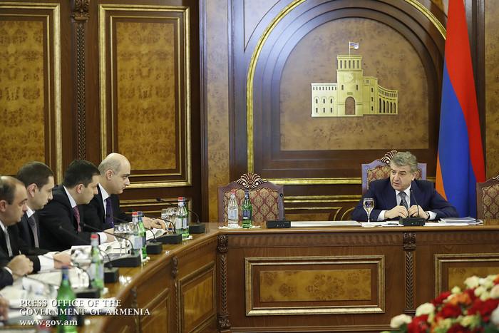Премьер Армении: Граждане, покупая сметану, должны знать, что Госслужба безопасности продуктов питания защищает их интересы