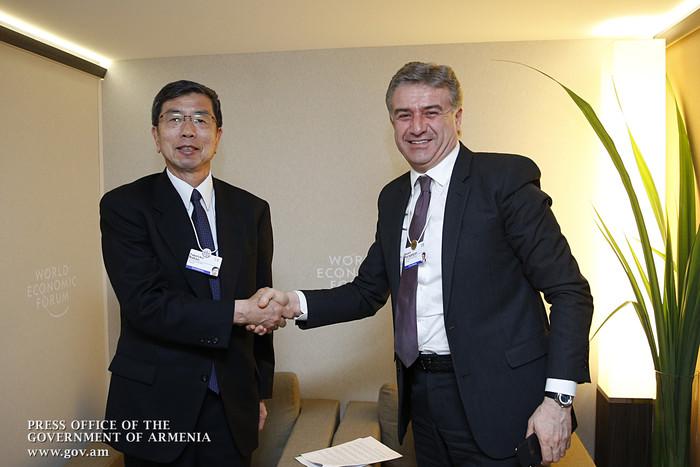 Глава Азиатского банка развития посетит Армению