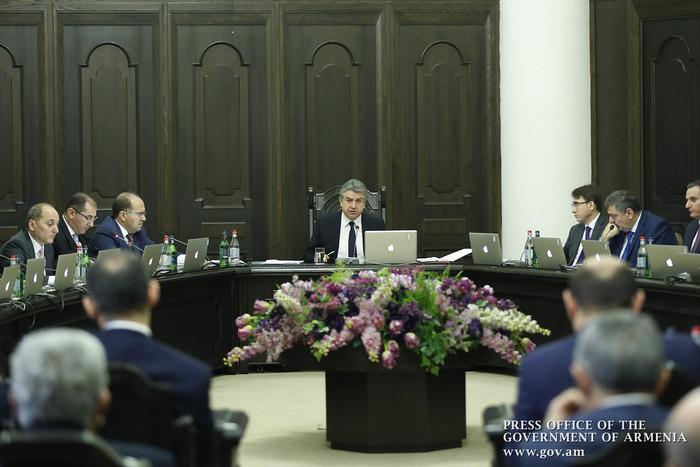 Правительство Армении одобрило поправки в закон о дипломатической службе