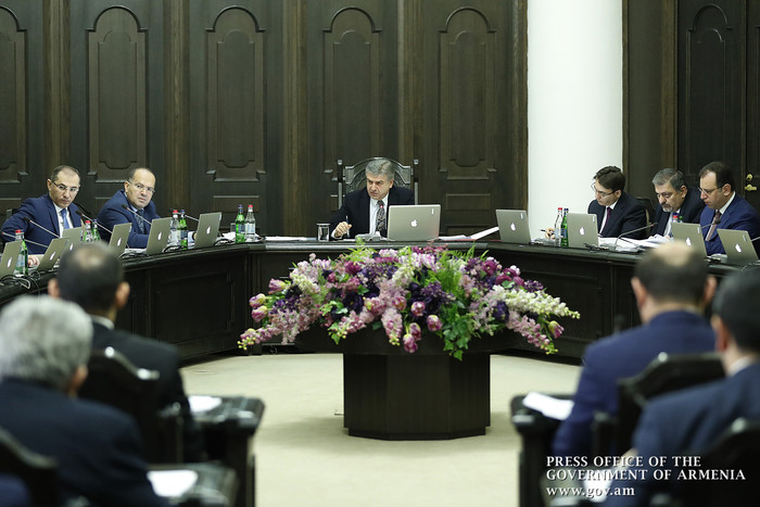 Карен Карапетян потребовал облегчить жизнь законопослушных налогоплательщиков